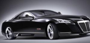 $8 million — Mercedes-Benz Maybach Exelero