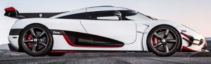 $2 million — Koenigsegg One:1