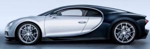 $2.5 million — Bugatti Chiron
