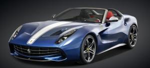 $2.5 million — Ferrari F60 America