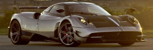 $2.6 million — Pagani Huayra BC