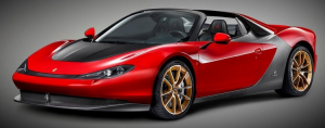 $3 million — Ferrari Pininfarina Sergio