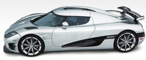 $4.8 million — Koenigsegg CCXR Trevita