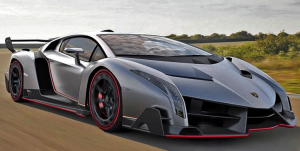 $4.5 million — Lamborghini Veneno