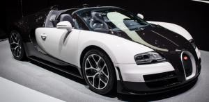 $3.4 million — Limited Edition Bugatti Veyron by Mansory Vivere
